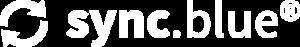 sync.blue® Logo